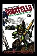 Teenage Mutant Ninja Turtles Color Classics Micro-Series: Donatello