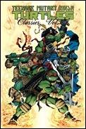Teenage Mutant Ninja Turtles Classics, Vol. 4