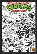 Teenage Mutant Ninja Turtles Adventures, Vol. 4