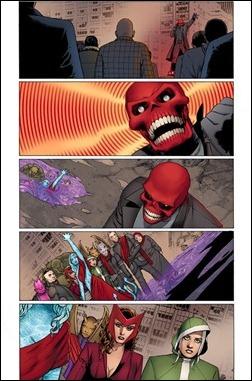Uncanny Avengers #3 Preview 3