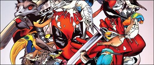 UNCANNY X-MEN #1 53 STATE BIRDS VARIANT