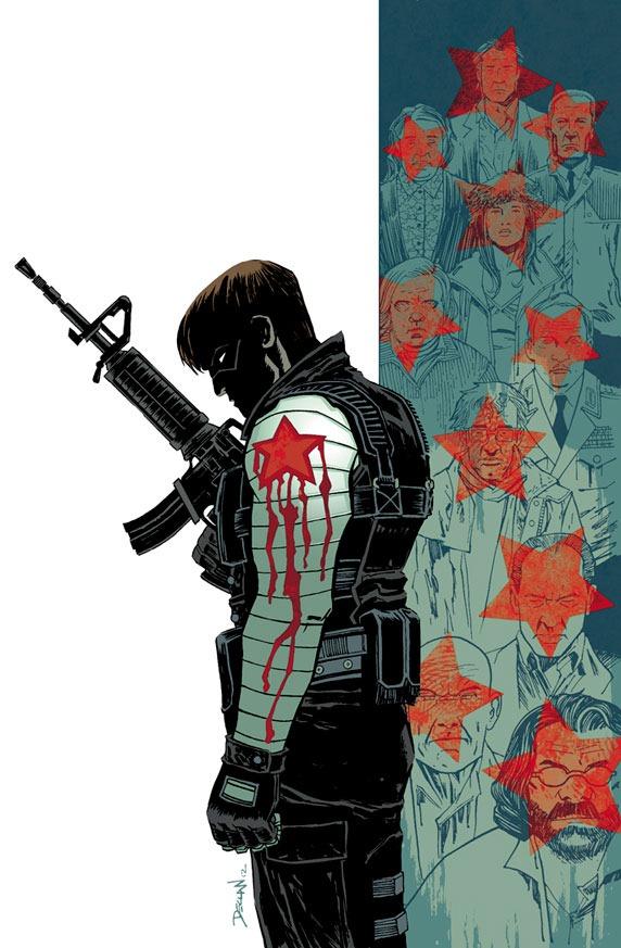 Winter Soldier Marvel