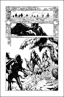 X-O Manowar #11 Preview 2