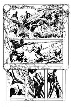 X-O Manowar #11 Preview 3