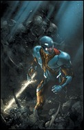X-O MANOWAR #11 Cover -Crain
