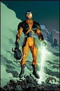 X-O MANOWAR #11 Variant Cover - Rivera