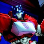 Preview: Transformers Spotlight: Orion Pax