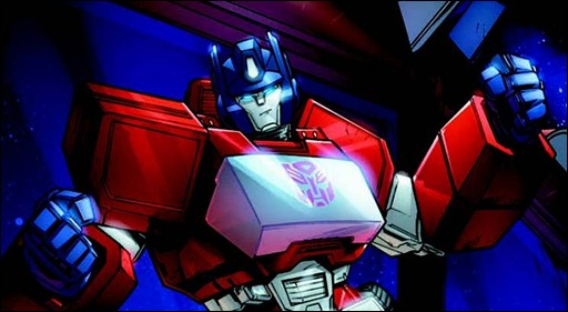 Transformers Spotlight: Orion Pax