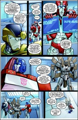 Transformers Spotlight: Orion Pax Preview 4