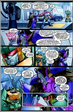 Transformers Spotlight: Orion Pax Preview 6