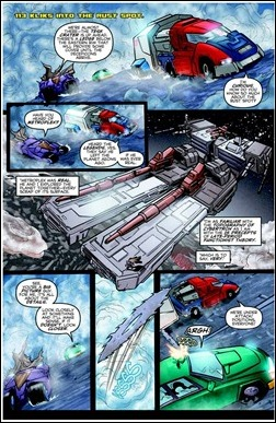 Transformers Spotlight: Orion Pax Preview 7