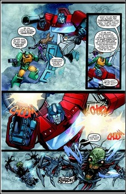 Transformers Spotlight: Orion Pax Preview 8