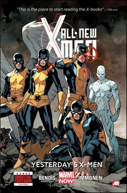 ALL-NEW X-MEN VOL. 1: YESTERDAY'S X-MEN PREMIERE HC