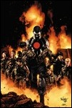 BLOODSHOT #10 Cover - Suayan