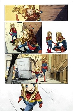 Captain Marvel #10 Preview 2