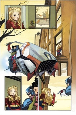 Captain Marvel #10 Preview 3