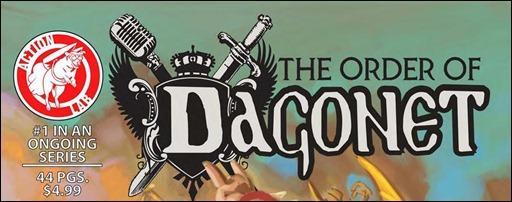 The Order of Dagonet #1