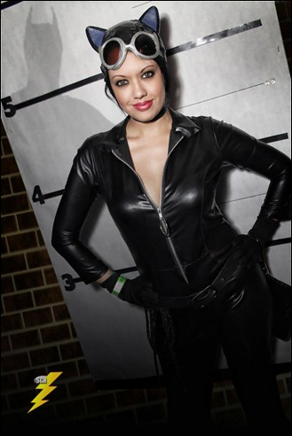 Victoria Cosplay as Catwoman