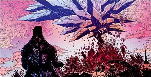 Godzilla: Half Century War #4