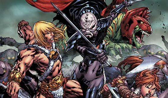 secret of the sword comic