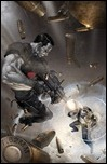 HARBINGER WARS #1 Cover - Crain Variant