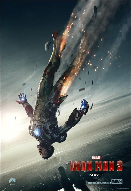 Iron Man 3 Teaser Image