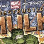Mark Waid & Walt Simonson Take On The Indestructible Hulk in April