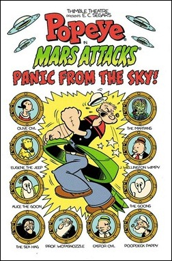 Mars Attacks Popeye Preview 2