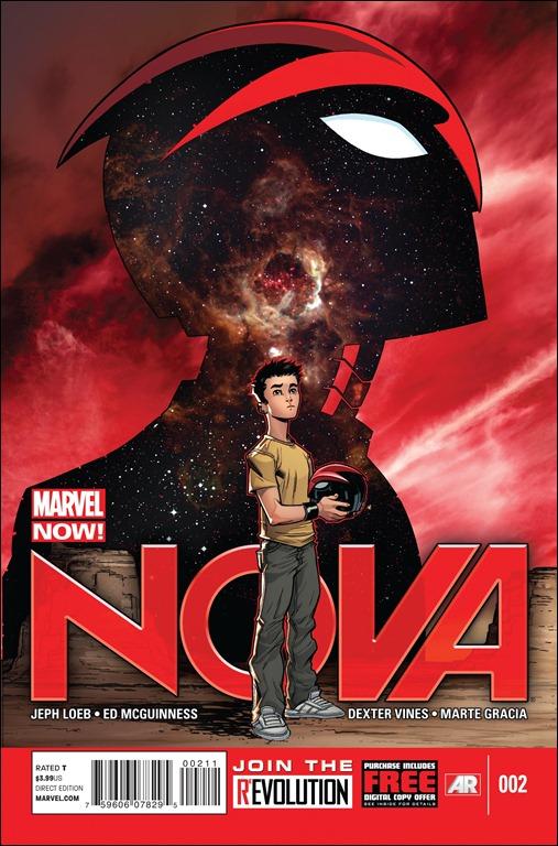 Nova #2 Cover