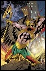 THE SAVAGE HAWKMAN #19