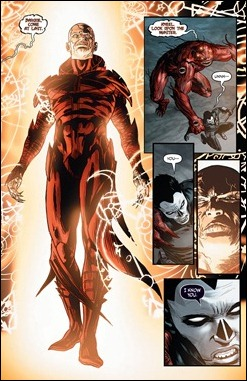 Shadowman #4 Preview 4