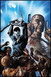 SHADOWMAN #6 Cover
