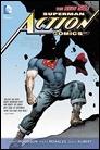 SUPERMAN: ACTION COMICS VOL. 1 — SUPERMAN AND THE MEN OF STEEL TP