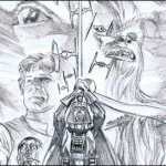 Alex Ross Pencil Variant Covers For Star Wars From Dark Horse Are Extremely Limited