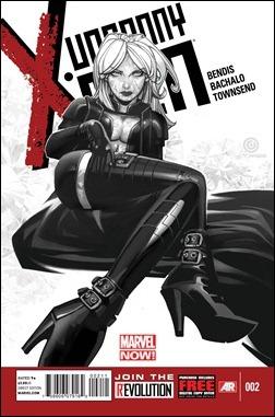 Uncanny X-Men #2 Cover
