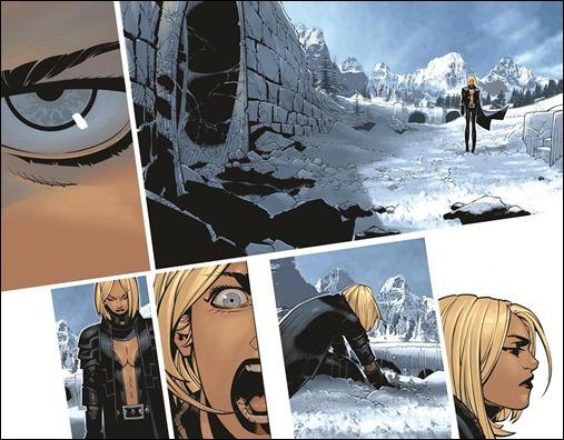 Uncanny X-Men #2 Preview 1