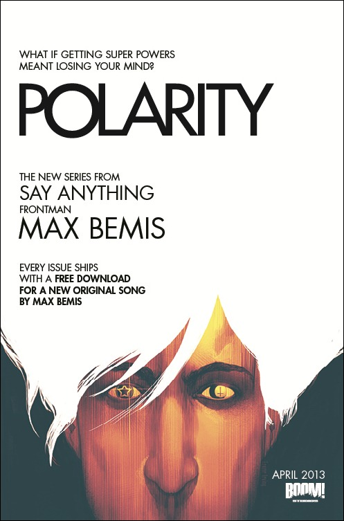 Polarity by Max Bemis