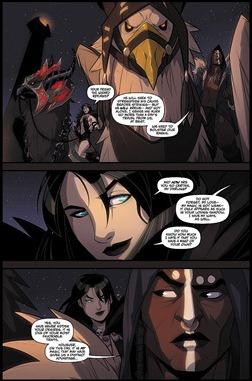 Charismagic: The Death Princess #2 Preview 1