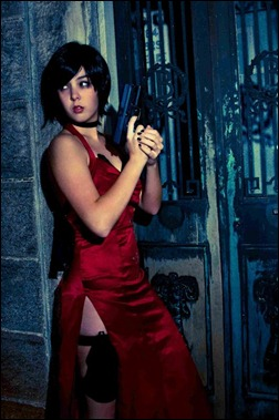 Monika Lee as Ada Wong