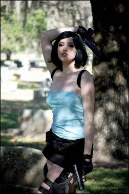 Callie Cosplay - Jill Valentine
