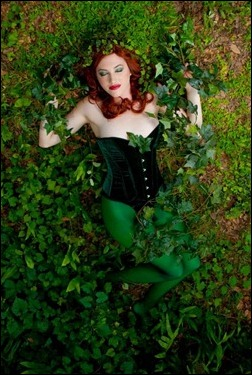Callie Cosplay - Poison Ivy