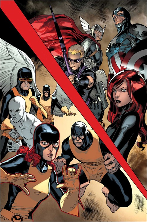 All-New X-Men #8 Cover