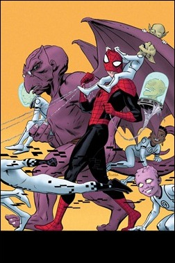 Avenging Spider-Man #17 Cover