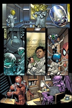 Avenging Spider-Man #17 Preview 2