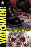 BEFORE WATCHMEN: COMEDIAN/RORSCHACH DELUXE EDITION HC