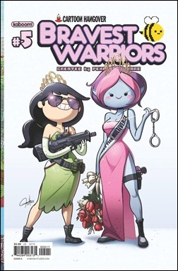 Bravest Warriors #5 Cover A