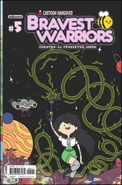 Bravest Warriors #5 Cover B