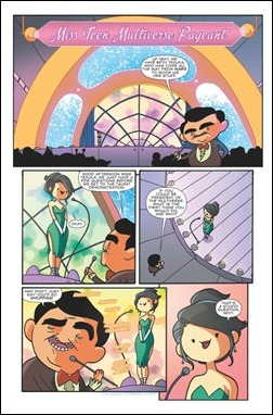 Bravest Warriors #5 Preview 4