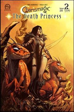 Charismagic: The Death Princess #2 Cover A