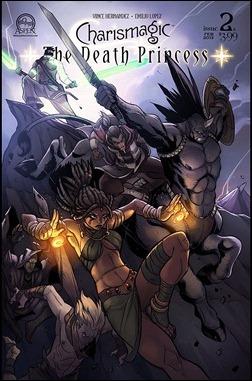 Charismagic: The Death Princess #2 Cover B